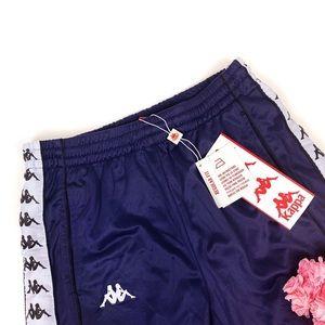 BNWT Kappa 222 Banda Memzz Joggers Pants